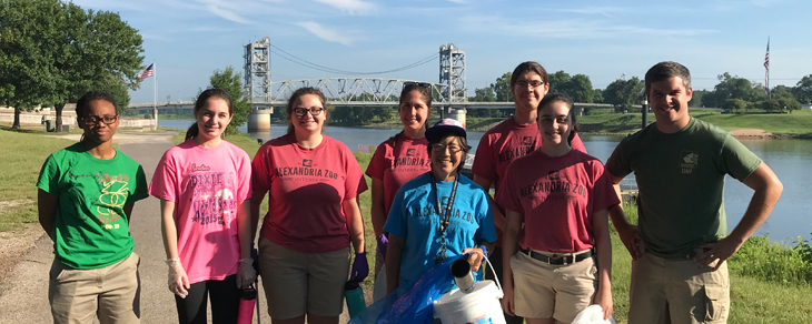 Red River Cleanup
