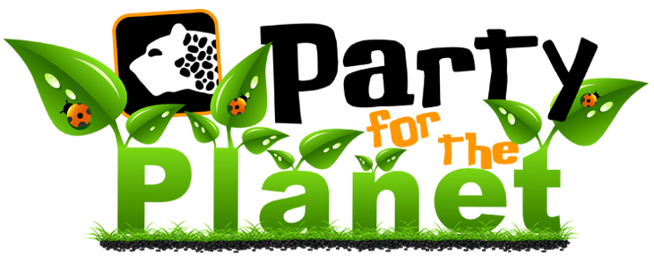 Logo Party for the Planet