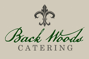 logo Back Woods Catering