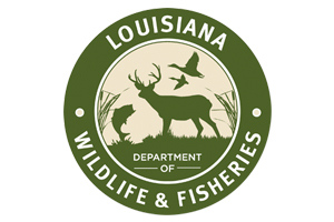 logo Louisiana Department of Wildlife & Fisheries