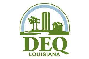 logo Louisiana DEQ