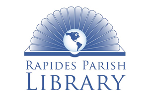 logo Rapides Parish Library