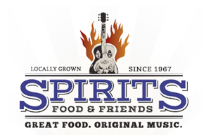 logo Spirits Food & Friends