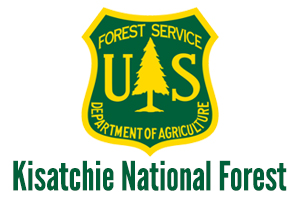 logo Kisatchie National Forest